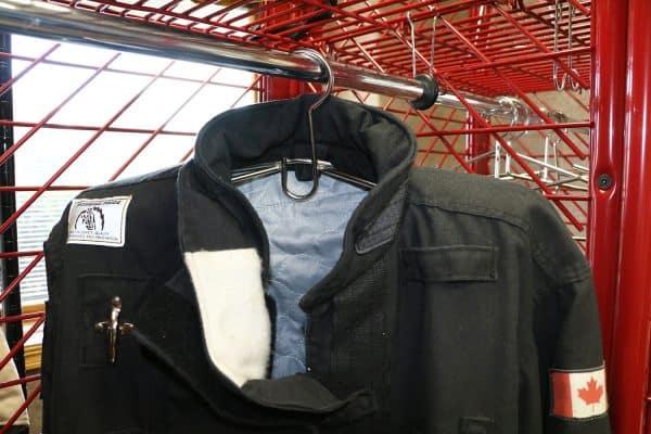 Dry Kwik Coat Hanger