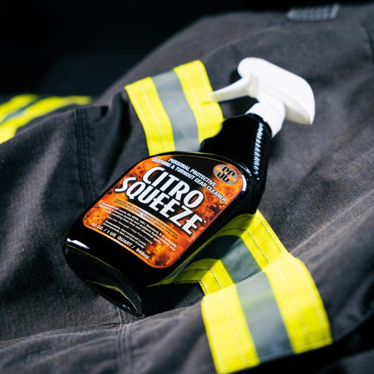 SC Products | Firefighter Decon | Citrosqueeze