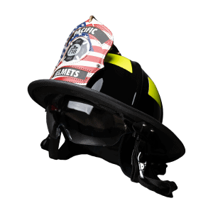 Pacific Helmets F18 Traditional Firefighter Helmet