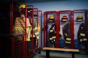 PPE Storage Racks