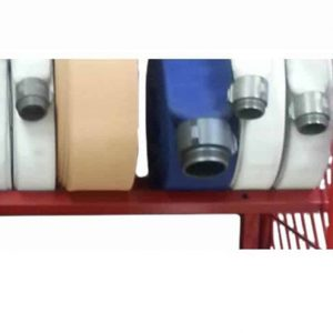 Multiple Purpose Storage System - Single Compartment Hose Ledge