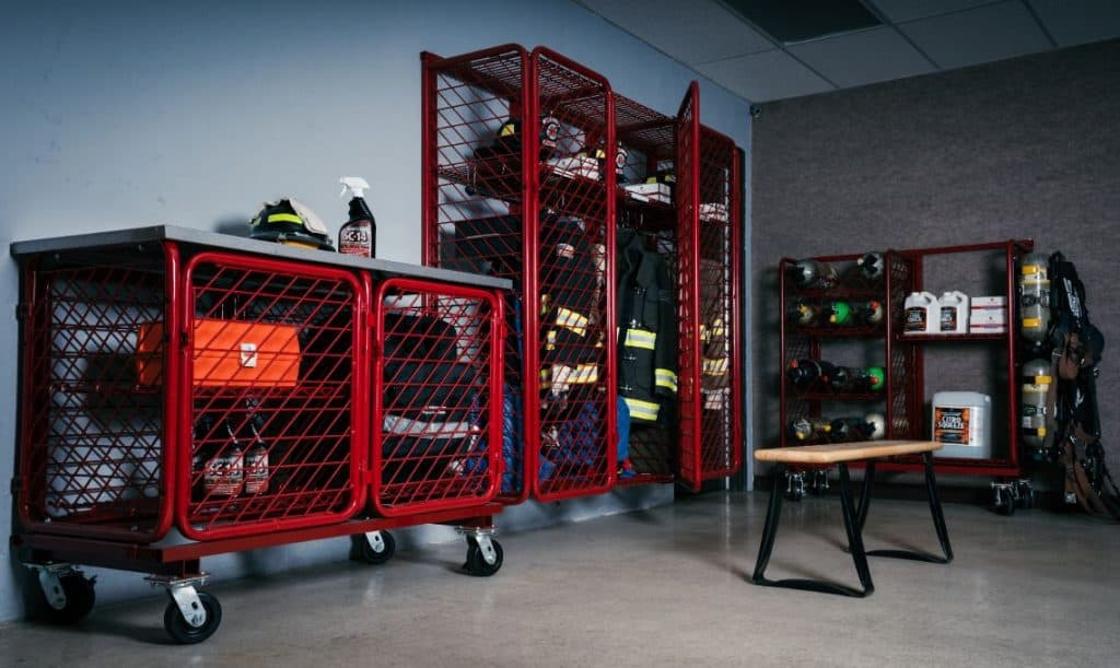 Turnout Gear Organization