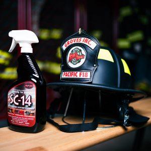 F18 Firefighter Helmets