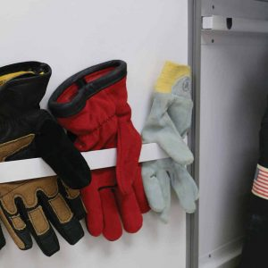 PPE Gear Hanging